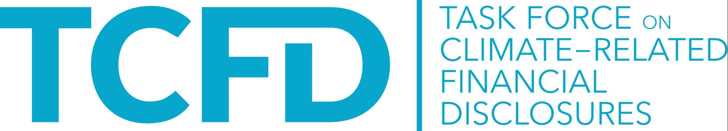 Tcfd Logo Blue